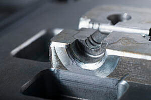 KellerModellbau Metall Laserschmelzen 300x200