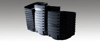 Kleinserien im Vakuumgussverfahren mit Silikonformen