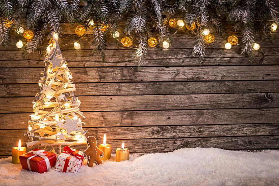 Weihnachten, Weihnachtsgrüße von Keller Modellbau