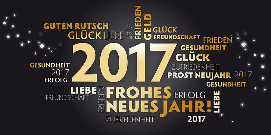 Neu Jahr, Neujahrsgrüße von Keller Modellbau