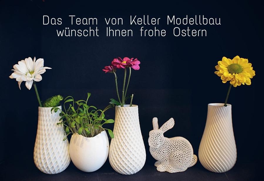 Ostern, Ostergrüße von Keller Modellbau
